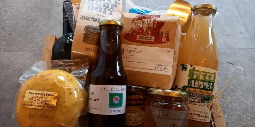 Kaasboerderij Schep - kerstpakketten